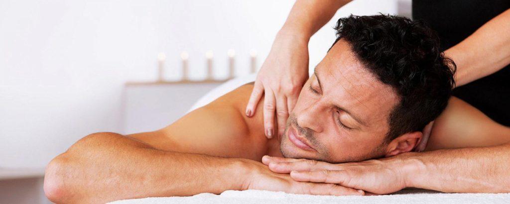 Расслабляющий массаж Киев