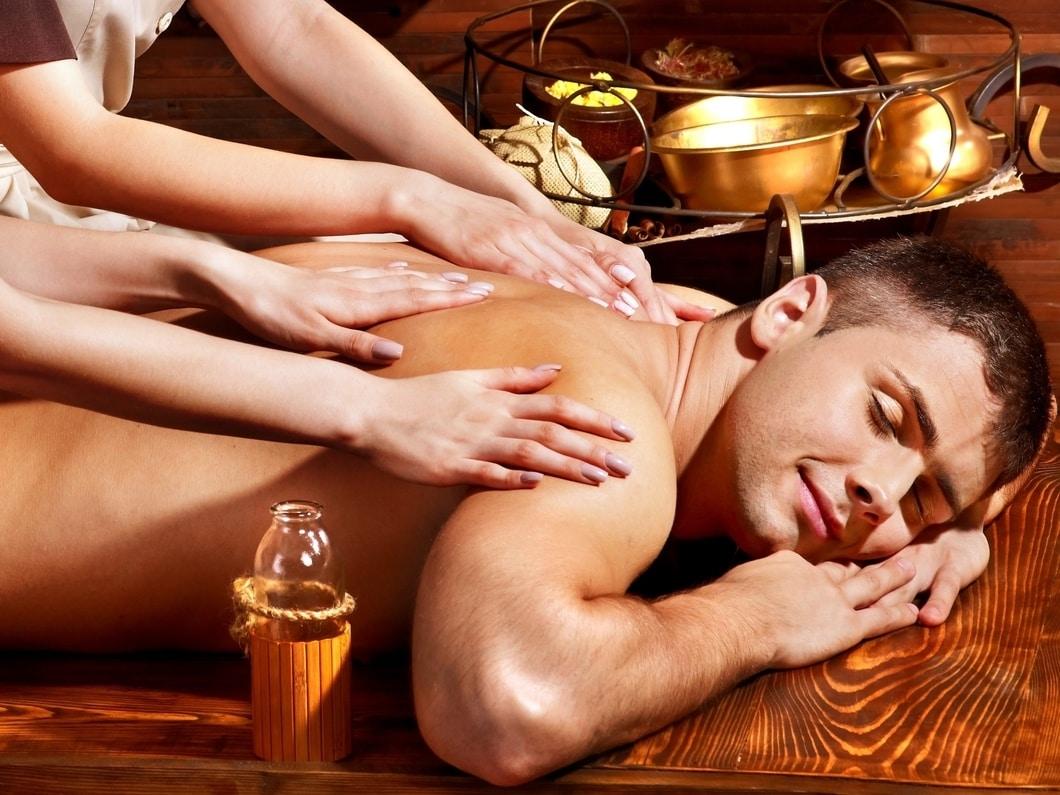 массаж интим тайланд