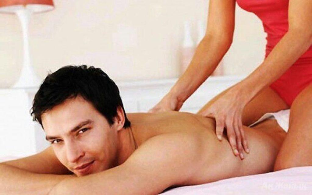Эротик массаж - стремление к удовольствию